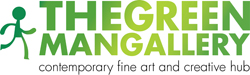 The Green Man Gallery Logo small